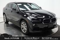 BMW X2 sDrive28i NAV,CAM,PANO,HTD STS,PARK ASST,18IN WLS 2020