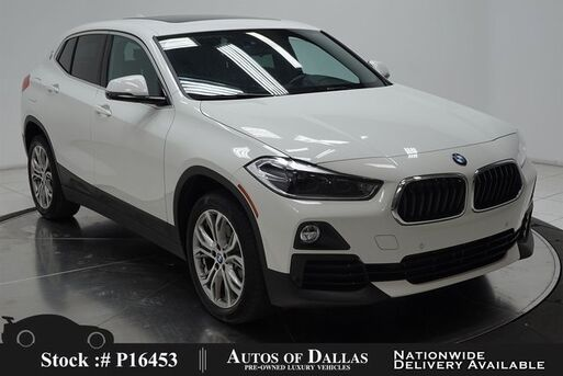 2020_BMW_X2_xDrive28i NAV,CAM,PANO,HTD STS,PARK ASST,18IN WLS_ Plano TX
