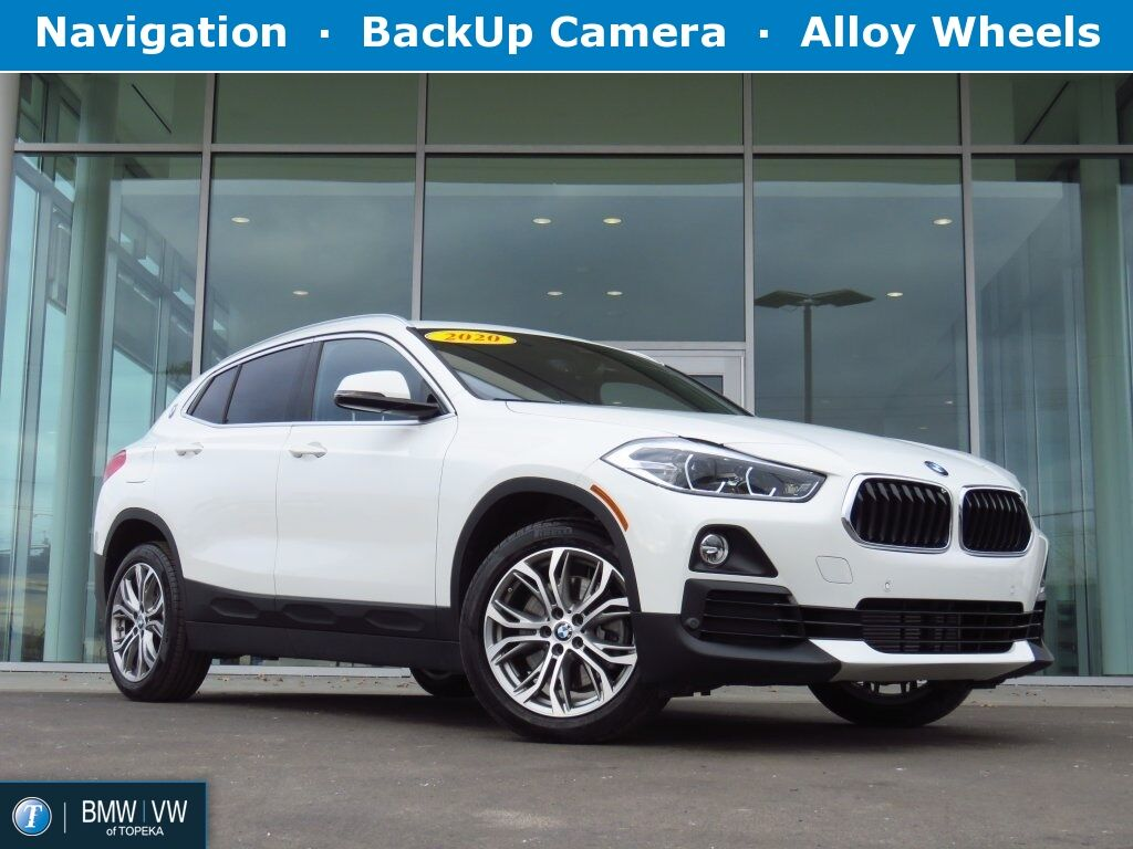 2020 BMW X2 xDrive28i Topeka KS