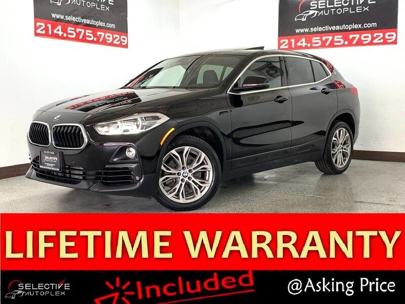 2020 BMW X2 xDrive28i,Leather,Nav,Backup Camera,Heated Seats,Ipod-Kit Carrollton TX