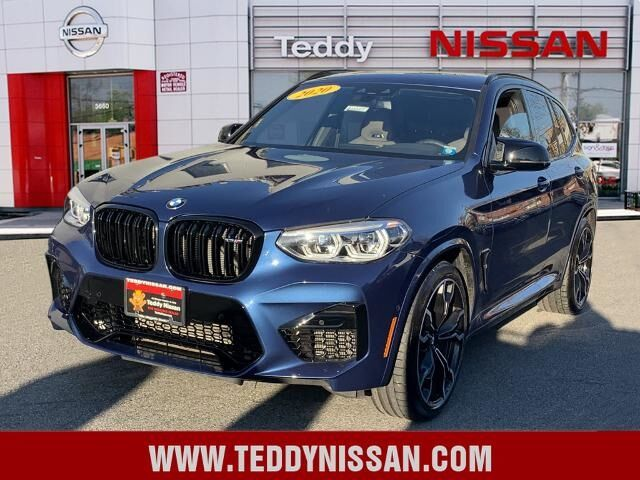 2020 BMW X3 M Competition Bronx NY