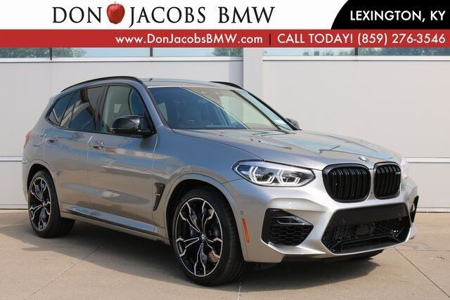 2020 BMW X3 M Competition Lexington KY