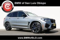2020 BMW X3 M Competition Seaside CA