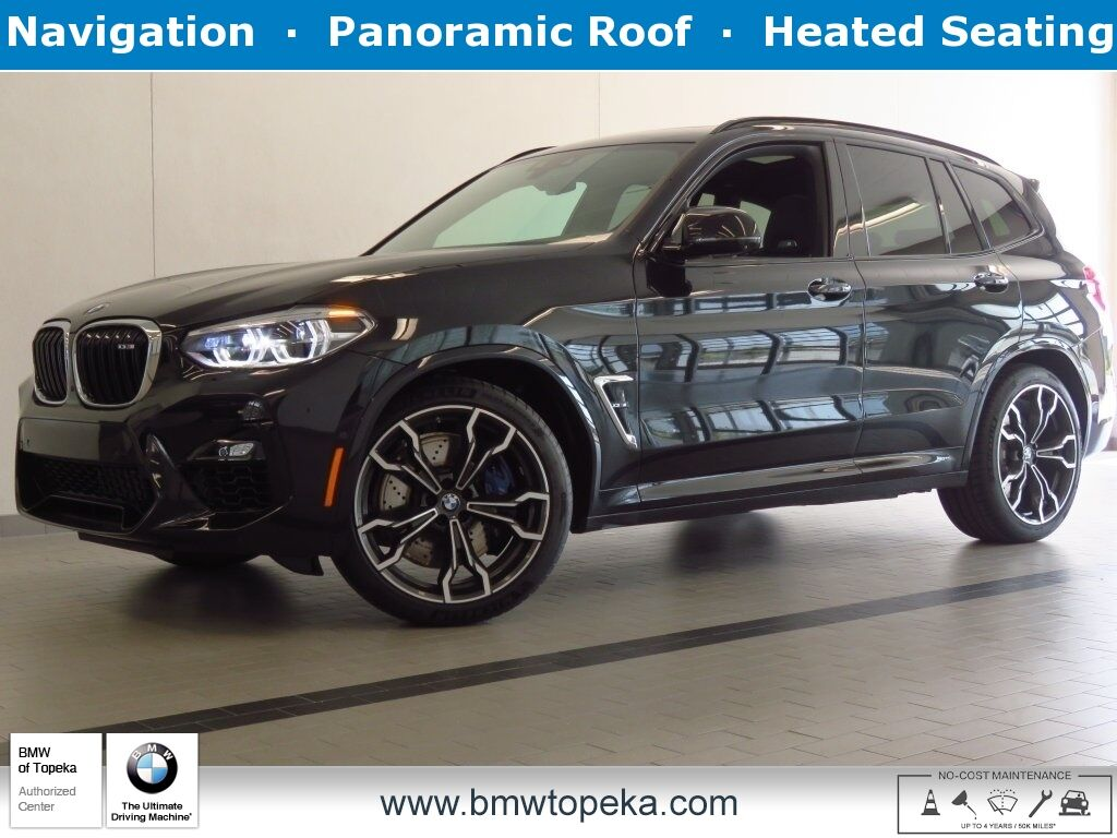 2020 BMW X3 M Topeka KS
