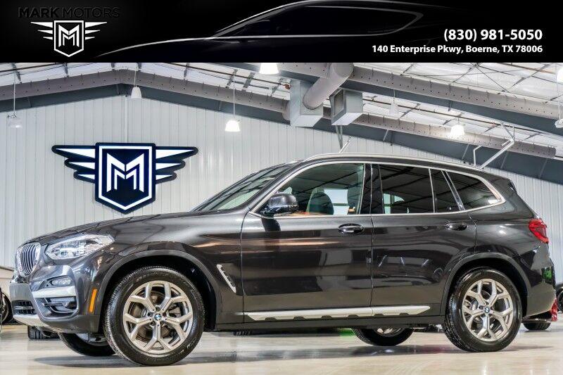 2020_BMW_X3_sDrive30i_ Boerne TX