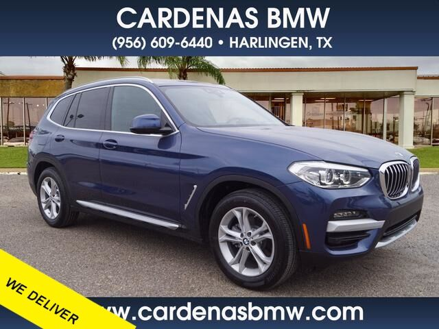 2020 BMW X3 sDrive30i Harlingen TX