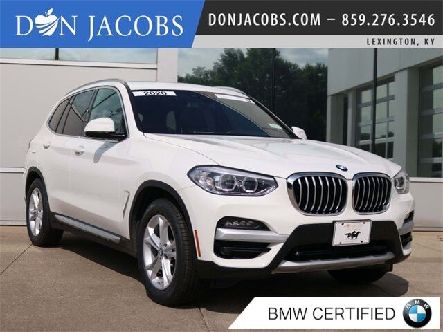 2020 BMW X3 sDrive30i Lexington KY