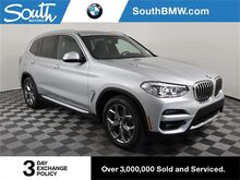 2020_BMW_X3_sDrive30i_ Miami FL
