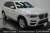 BMW X3 sDrive30i X LINE,NAV,CAM,PANO,HTD STS,PARK ASST 2020