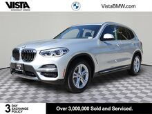 2020_BMW_X3_xDrive30i_ Coconut Creek FL