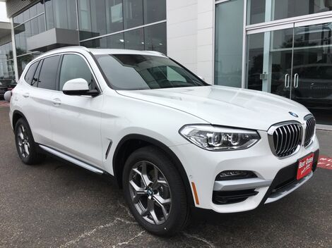 2020_BMW_X3_xDrive30i_ McAllen TX