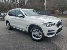 2020_BMW_X3_xDrive30i_ Raleigh NC