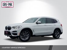 2020_BMW_X3_xDrive30i_ Roseville CA