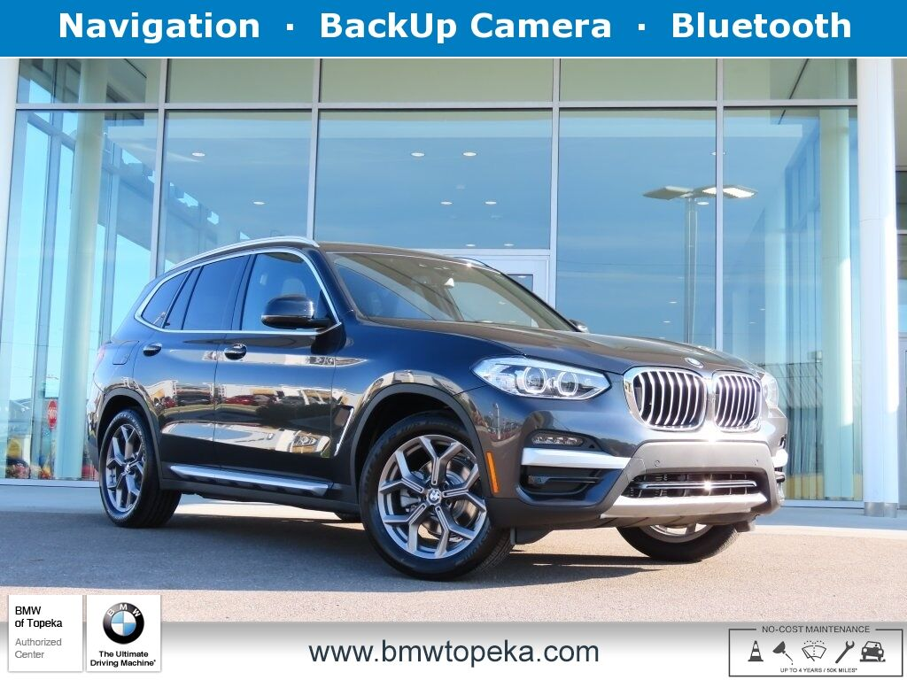 2020 BMW X3 xDrive30i Topeka KS