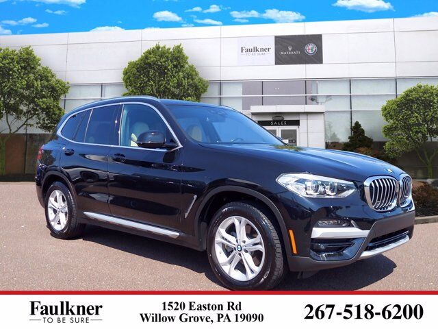 2020 BMW X3 xDrive30i Willow Grove PA