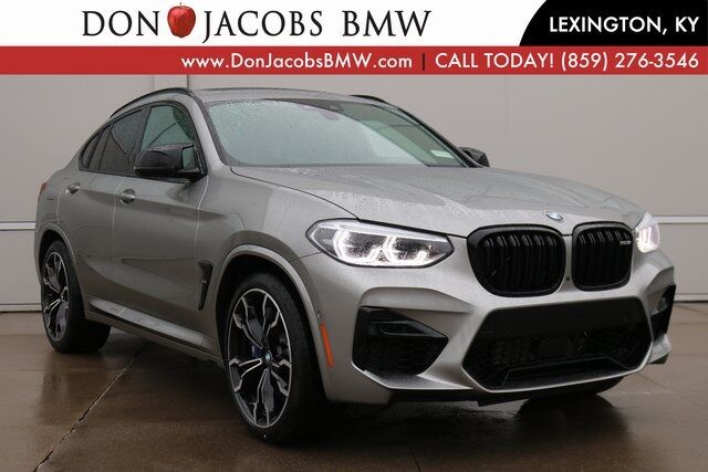 2020 BMW X4 M Competition Lexington KY