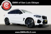 2020 BMW X4 M Competition Seaside CA