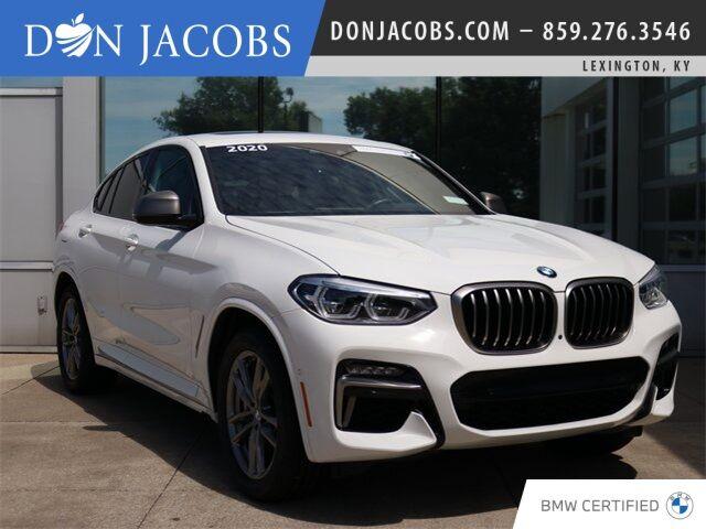2020 BMW X4 M40i Lexington KY
