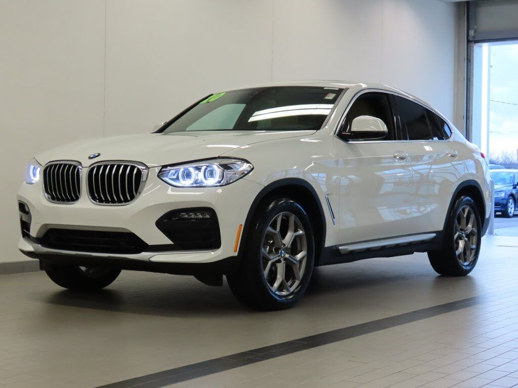 2020 BMW X4 xDrive30i Topeka KS