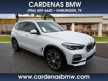 2020_BMW_X5_Base_ McAllen TX