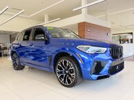 2020 BMW X5 M Competition