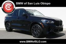 2020 BMW X5 M Competition Seaside CA