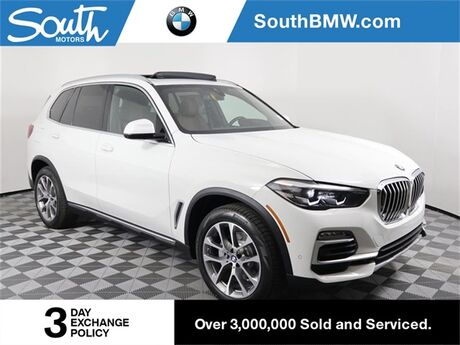 2020 BMW X5 sDrive40i Miami FL