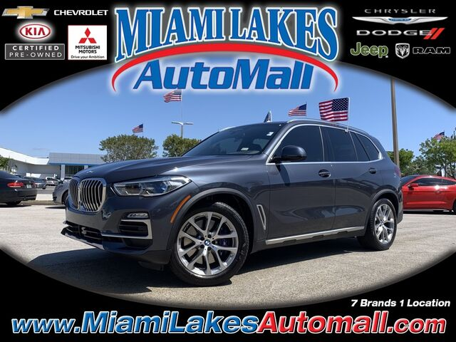 2020 BMW X5 sDrive40i Miami Lakes FL