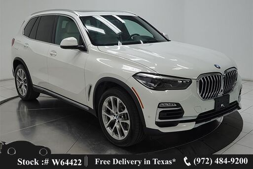 2020_BMW_X5_sDrive40i NAV,CAM,PANO,HTD STS,BLIND SPOT,20IN WLS_ Plano TX