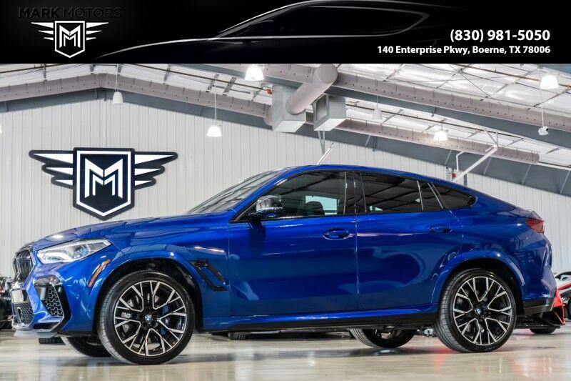 2020_BMW_X6 M_Competition_ Boerne TX