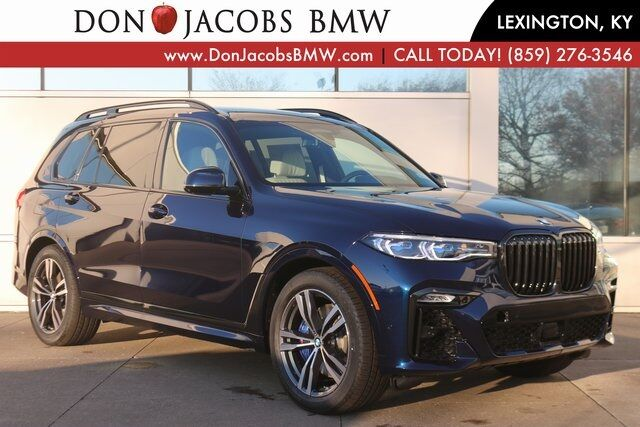 2020 BMW X7 M50i Lexington KY