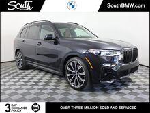 2020_BMW_X7_M50i_ Miami FL