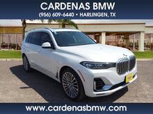 2020_BMW_X7_xDrive40i_ McAllen TX