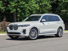 2020_BMW_X7_xDrive40i_ Cary NC