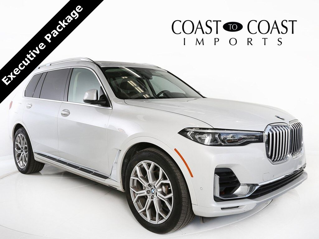 2020 BMW X7 xDrive40i Indianapolis IN