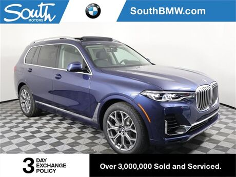 2020 BMW X7 xDrive40i Miami FL