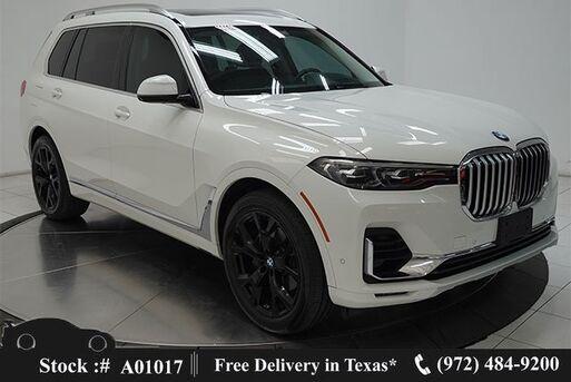2020_BMW_X7_xDrive40i NAV,CAM,PANO,BLIND SPOT,HEADS UP,3RD ROW_ Plano TX