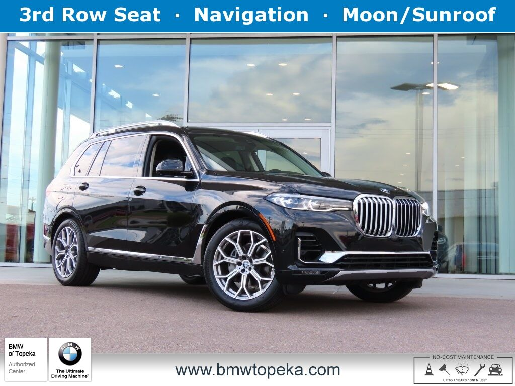 2020 BMW X7 xDrive40i Topeka KS