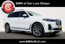 2020 BMW X7 xDrive50i Seaside CA