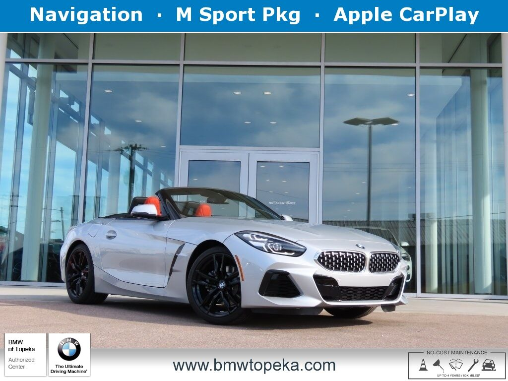 2020 BMW Z4 sDrive30i Topeka KS