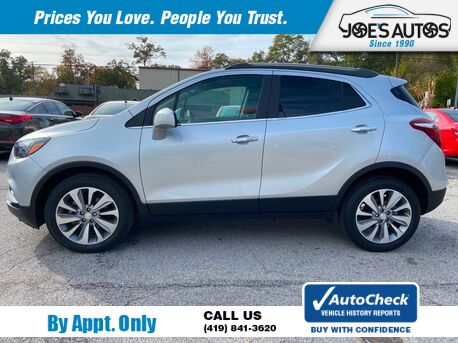 2020_BUICK_ENCORE_PREFERRED_ Toledo OH