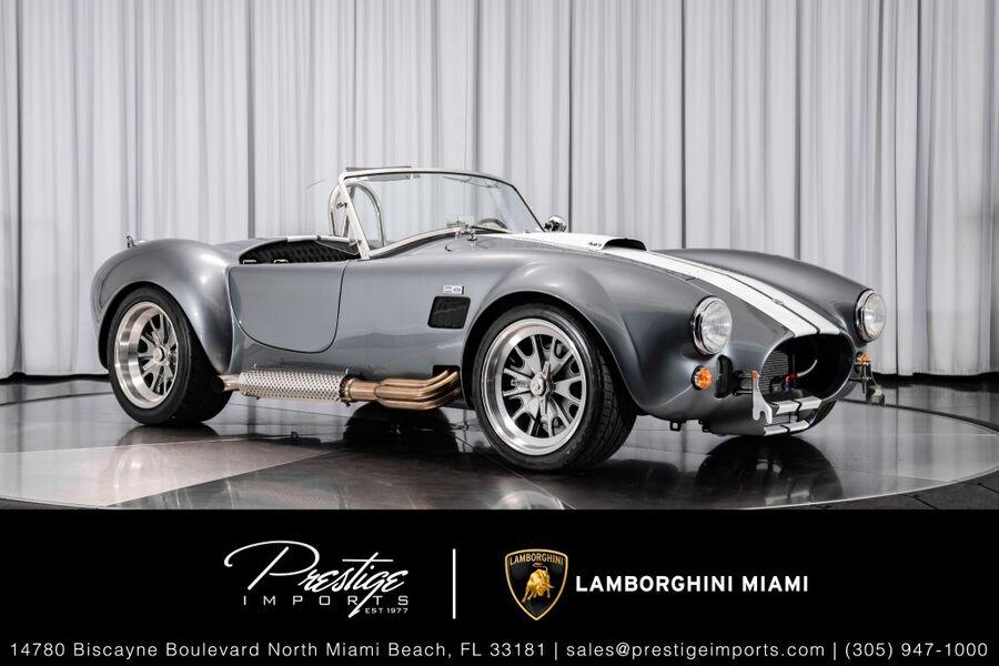 2020_Backdraft Racing_Cobra_427_ North Miami FL