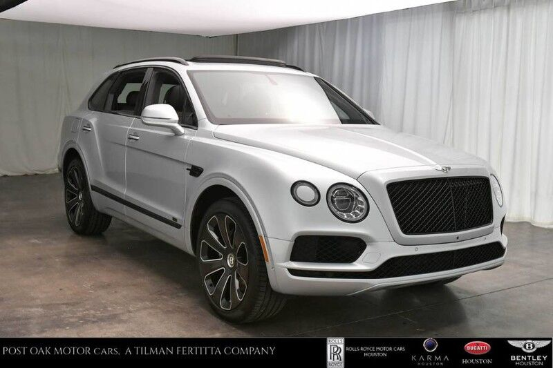 2020 Bentley Bentayga Design Edition Houston TX