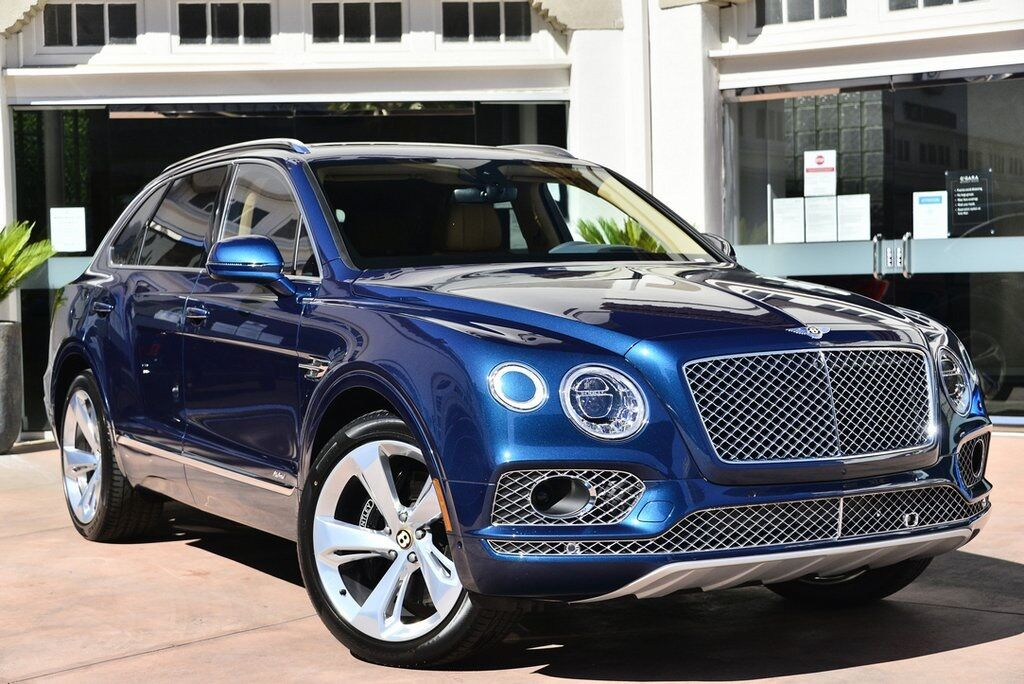 2020 Bentley Bentayga Hybrid Lawrence KS