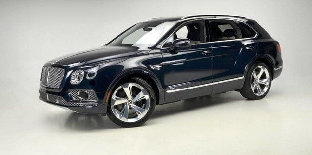 2020 Bentley Bentayga Hybrid St. Louis MO