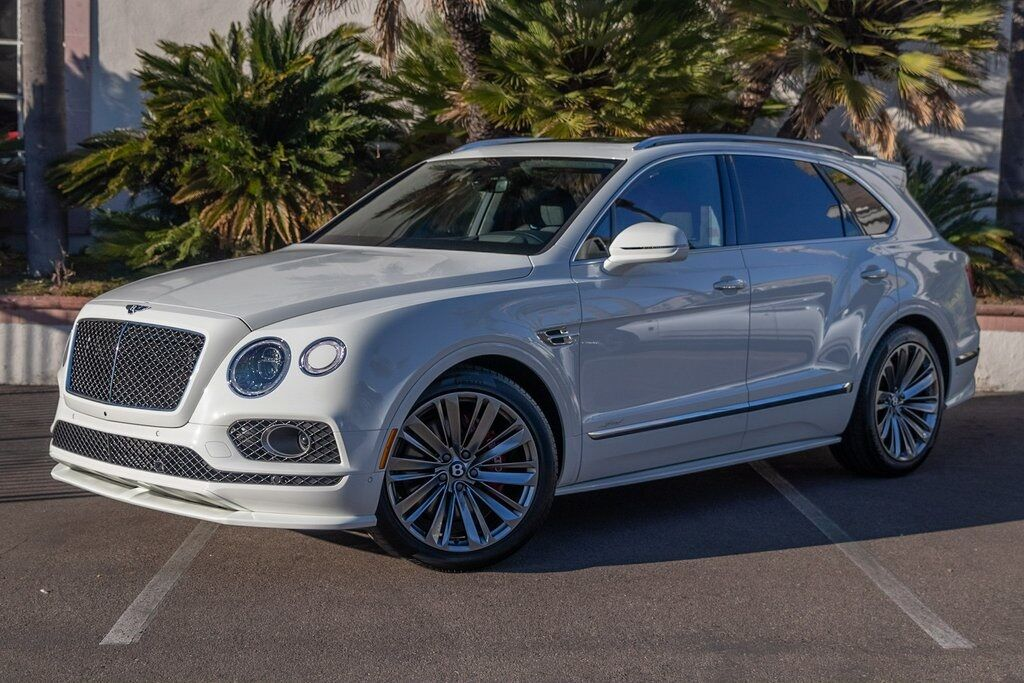 2020 Bentley Bentayga Speed  San Diego CA