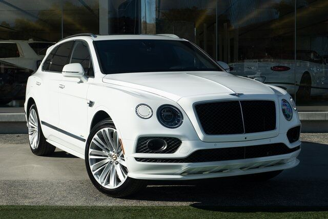 2020 Bentley Bentayga Speed  Westlake Village CA
