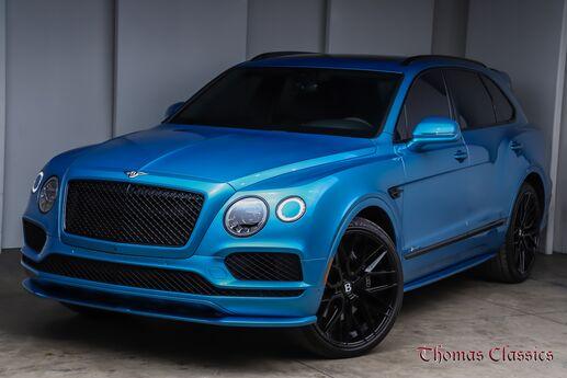2020 Bentley Bentayga Speed Akron OH