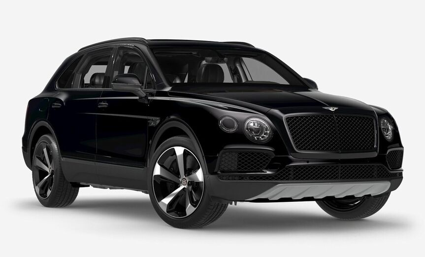 2020 Bentley Bentayga V8 Design Series  Beverly Hills CA