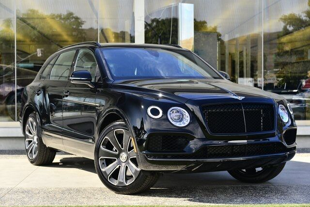 2020 Bentley Bentayga V8 Design Series  Westlake Village CA